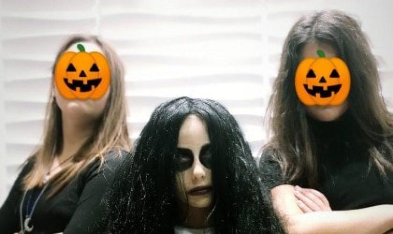 Halloween blast!