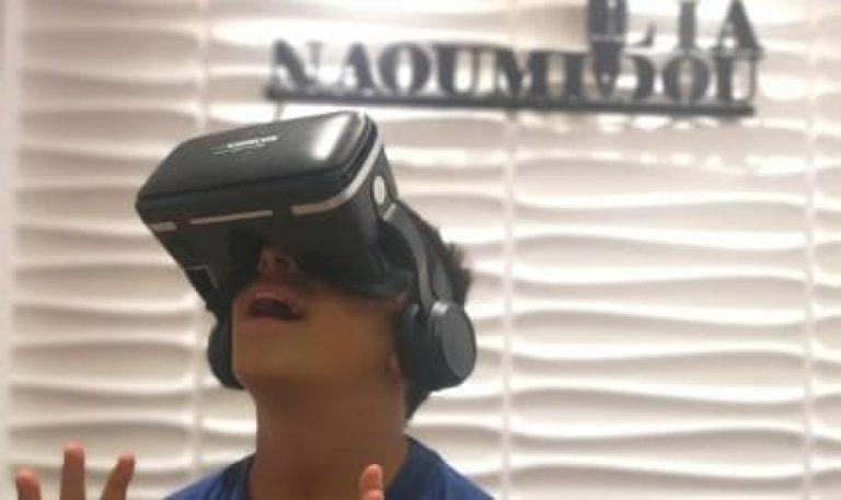 Virtual Reality στην εκπαίδευση!