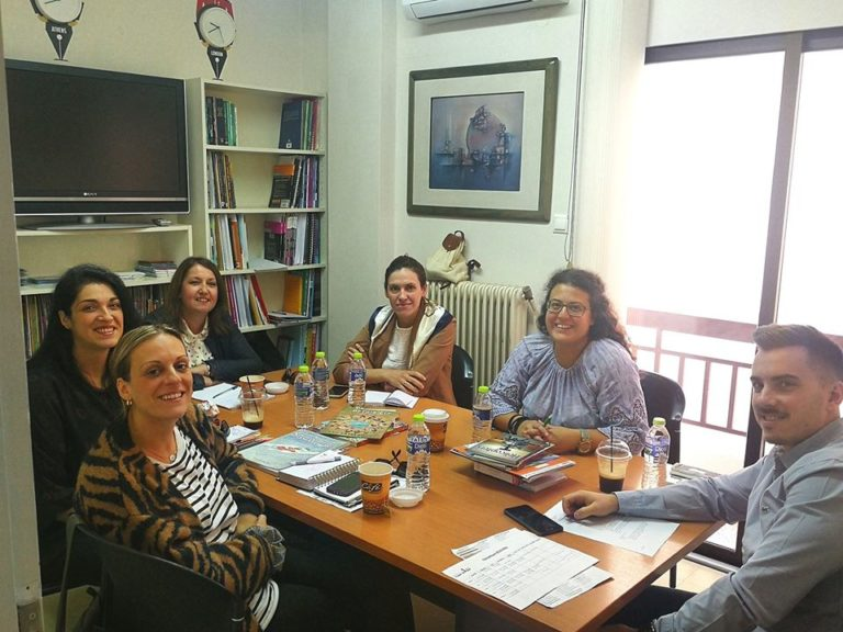 Read more about the article Και πάλι εδώ! #Meeting Εκπαιδευτικών