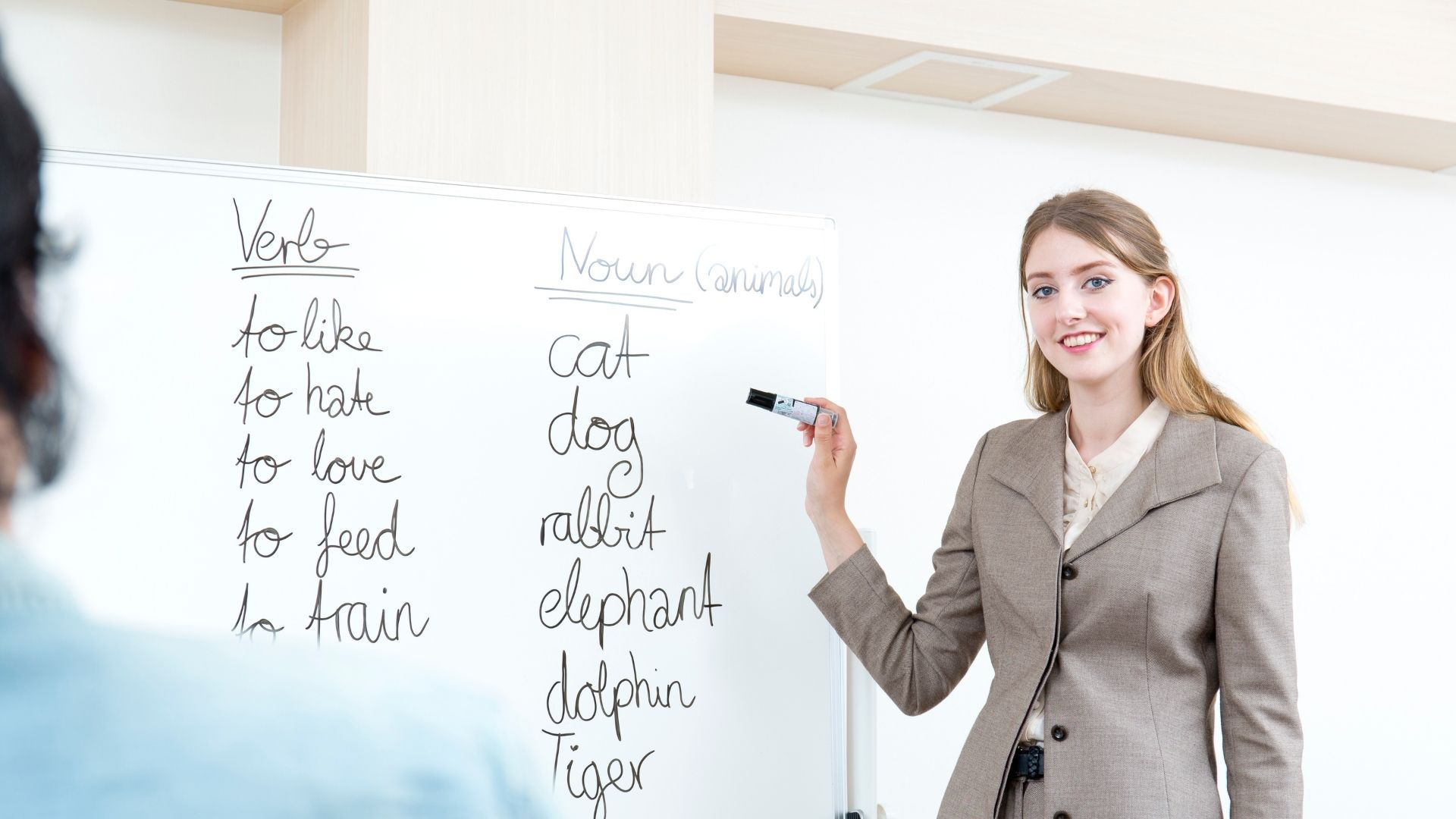 Διδασκαλία της Αγγλικής ως Ξένης Γλώσσας